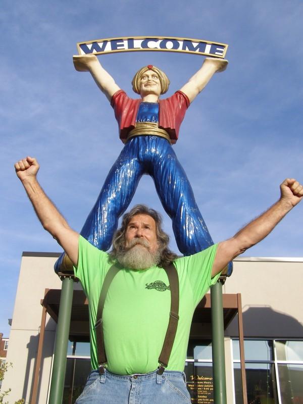 David Butler a Letterhead Superman